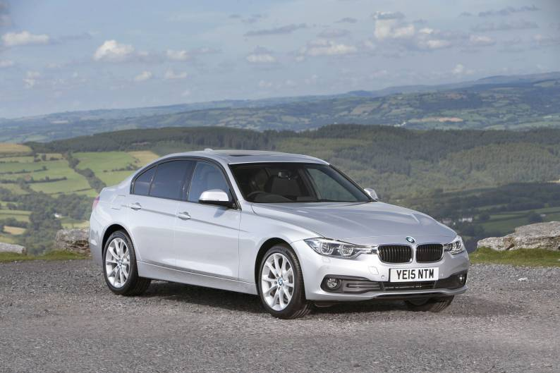 bmw 318d review car review rac drive. Black Bedroom Furniture Sets. Home Design Ideas