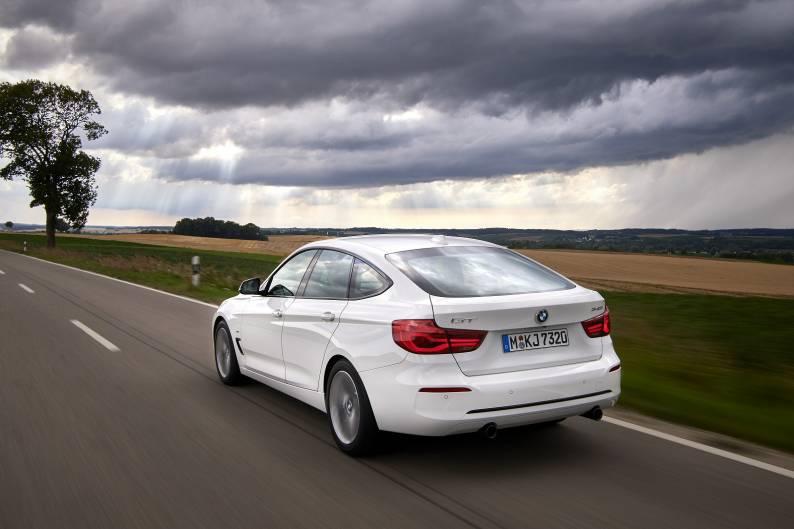 BMW 3 Series Gran Turismo review