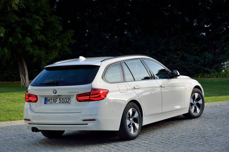 BMW 3 Series Touring review  Car review  RAC Drive
