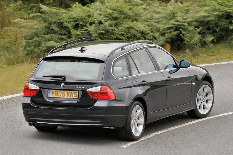 bmw 3 series touring 2005 2012 used car review car review rac drive. Black Bedroom Furniture Sets. Home Design Ideas