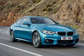 BMW 420d Coupe review
