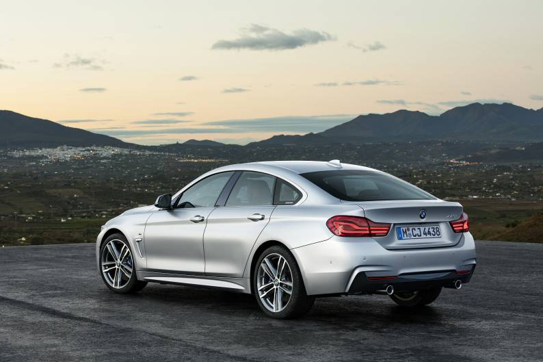 BMW 4 Series Gran Coupe review