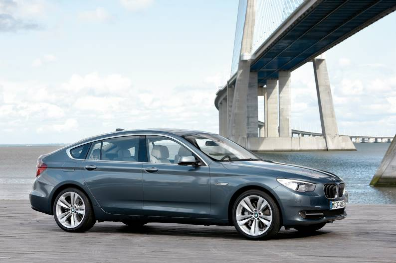 BMW 530d GT review  Car review  RAC Drive