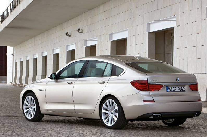 BMW 530d GT review