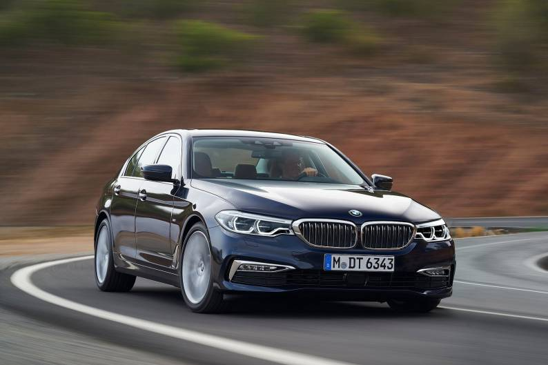 BMW 5 Series review | Car review | RAC Drive