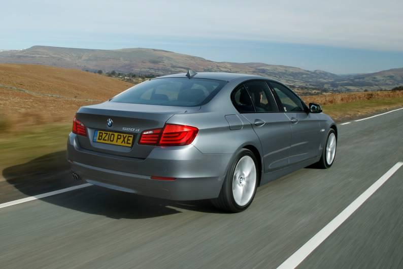 BMW 5 Series (2010 - 2013) used car review | Car review | RAC Drive