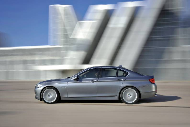 BMW 5 Series (2010 - 2013) used car review