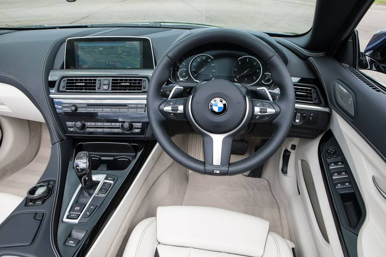 BMW 6 Series Convertible review