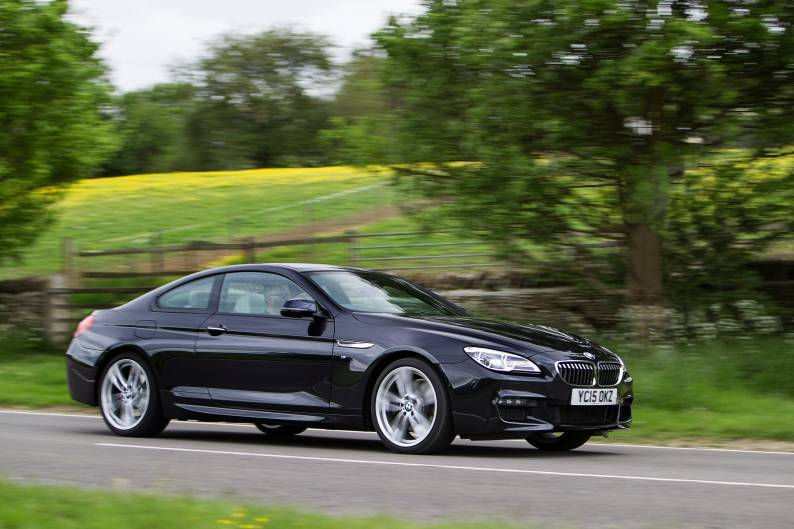 BMW 6 Series Coupe review
