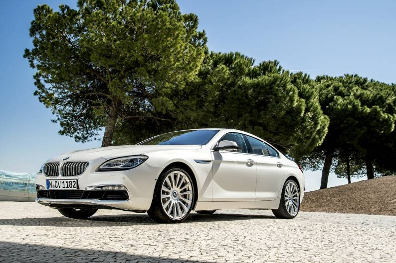 BMW 6 Series Gran Coupe review