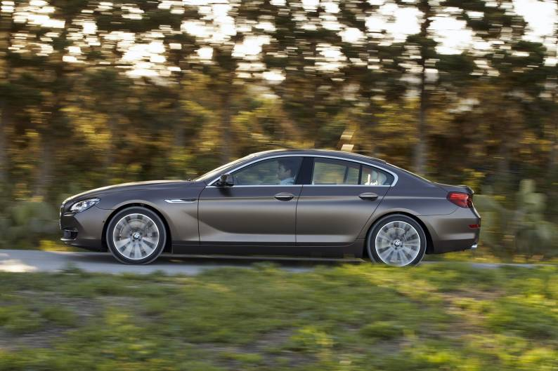 BMW 6 Series Gran Coupe 640d review