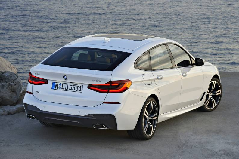 BMW 6 Series Gran Turismo review