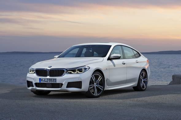 BMW 6 Series Gran Turismo review