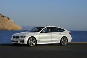 BMW 6 Series Gran Turismo 630d review