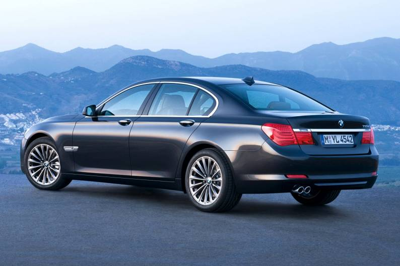 Bmw 7 Series 2009 2012 Used Car Review Car Review Rac Drive