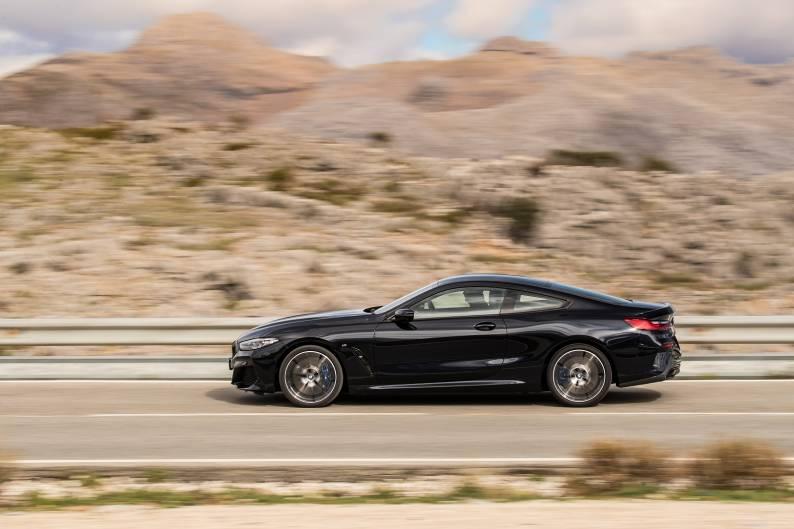 BMW 840d x Drive review