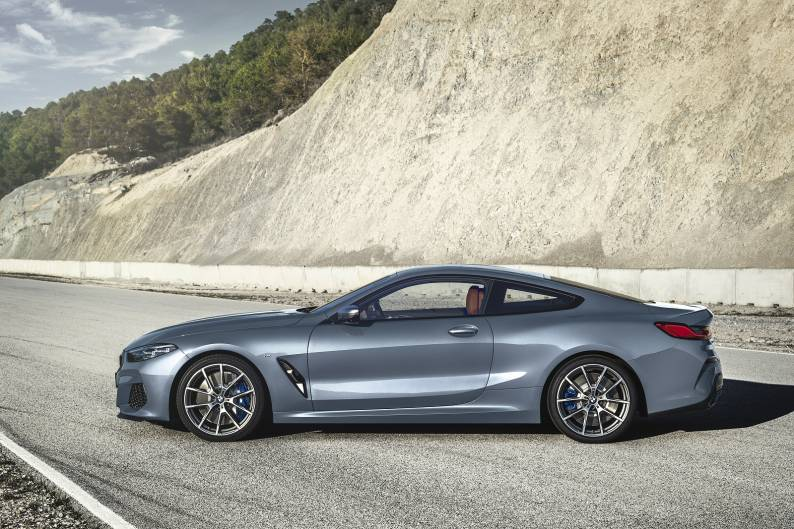 BMW 8 Series Coupe review | Car review | RAC Drive