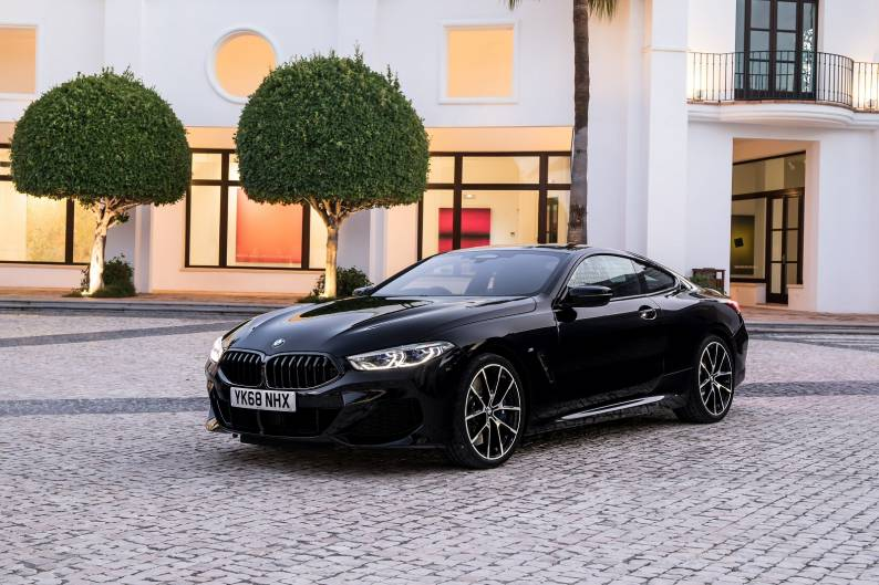BMW 8 Series Coupe review
