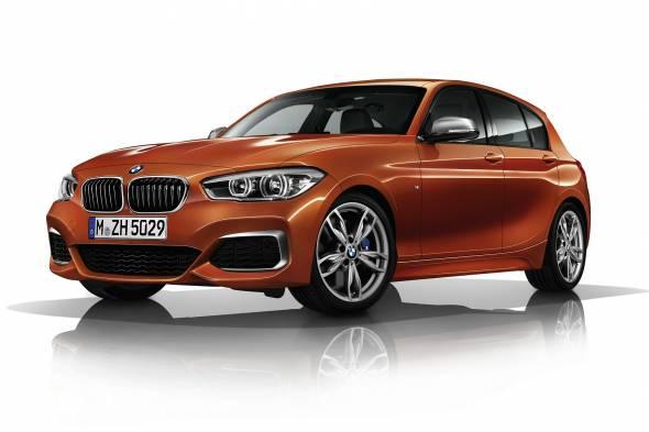 BMW M140i review