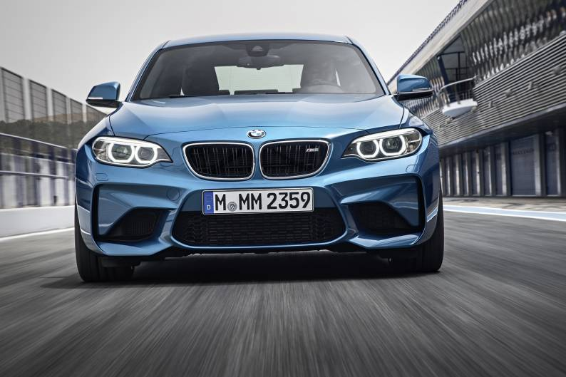 BMW M2 review