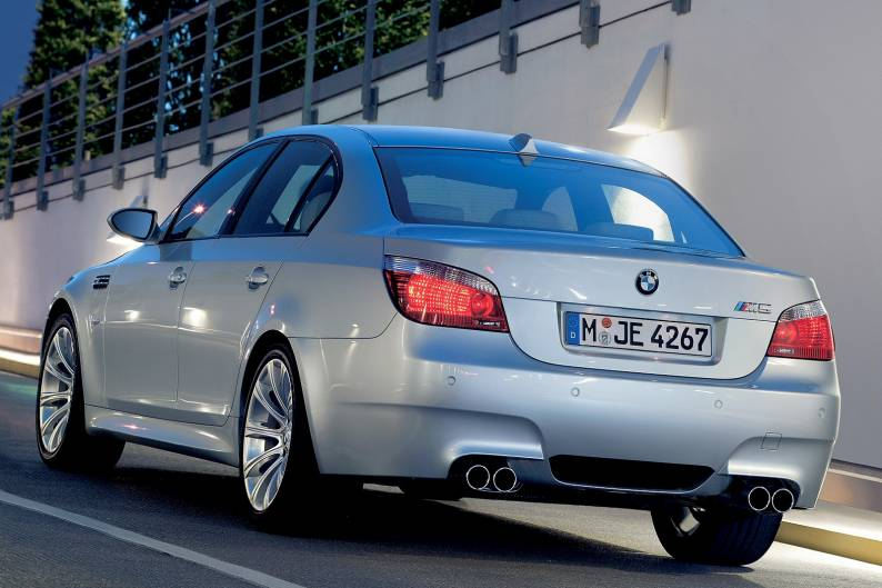 BMW M5 (2005 - 2010) used car review | Car review | RAC Drive
