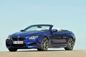 BMW M6 Convertible review