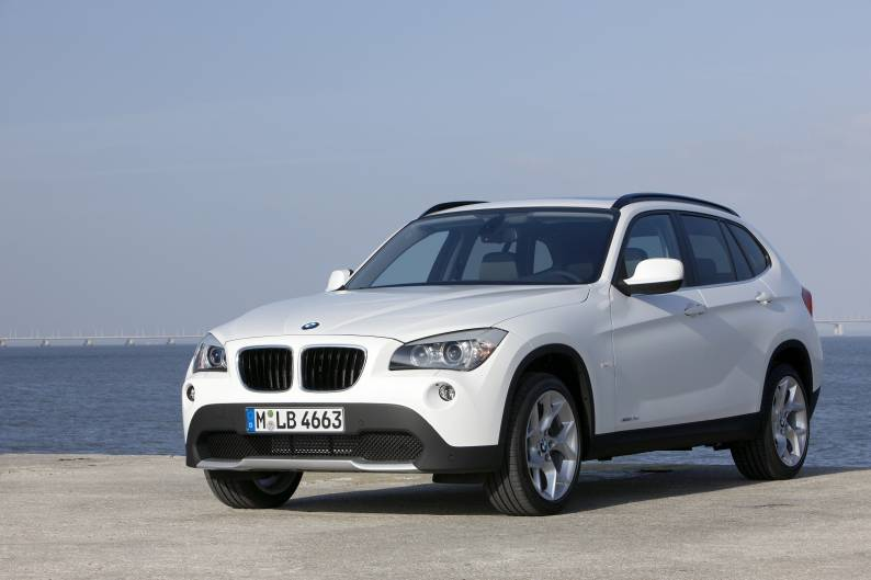 bmw x1 2009 2012 used car review car review rac drive. Black Bedroom Furniture Sets. Home Design Ideas
