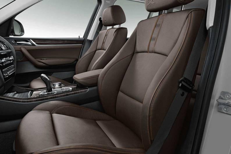 BMW X3 sDrive18d review