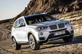 BMW X3 sDrive18d review