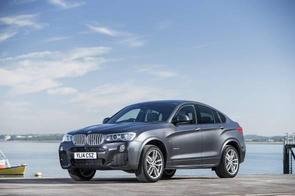 BMW X4 xDrive20d review