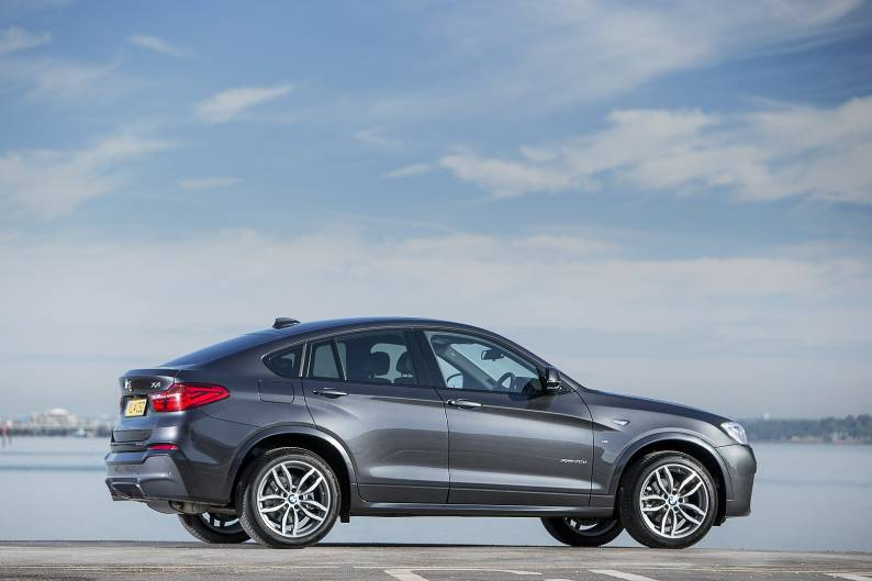 bmw x4 xdrive 30d review car review rac drive. Black Bedroom Furniture Sets. Home Design Ideas