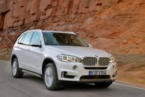 BMW X5 xDrive30d review