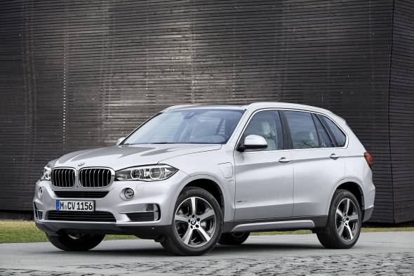 BMW X5 xDrive40e review