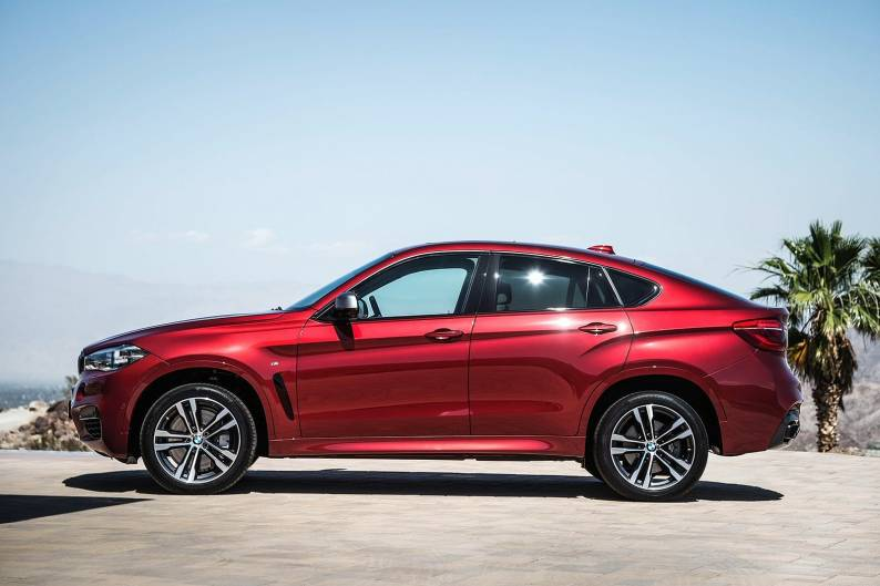 BMW X6 review | Car review | RAC Drive
