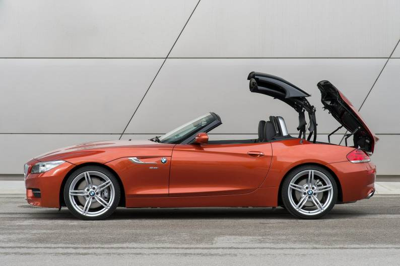 BMW Z4 sDrive 35is review