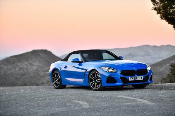 BMW Z4 sDrive20i review