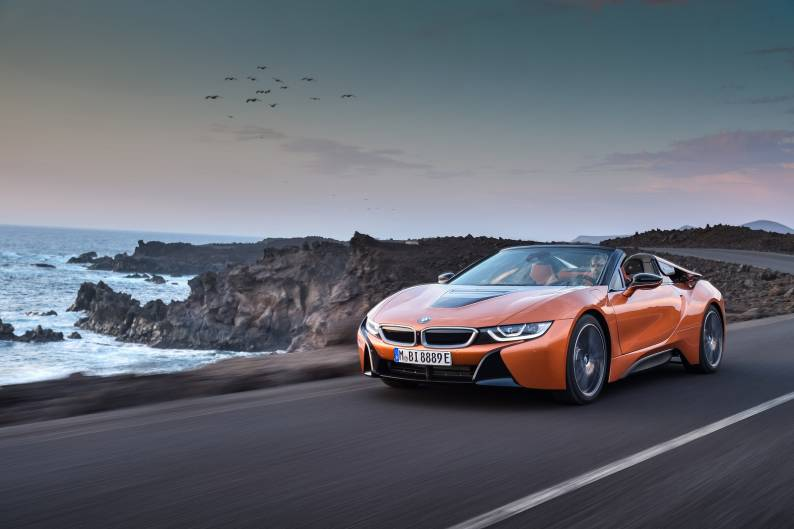 Bmw I8 Review Car Review Rac Drive