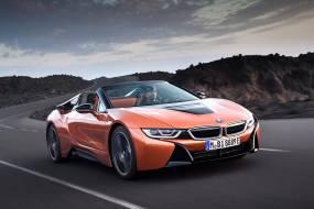 BMW i8 review