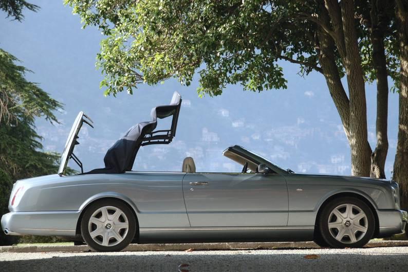 Aj95 Bentley Blue Drive Car: Bentley Azure (2006 - 2009) Used Car Review