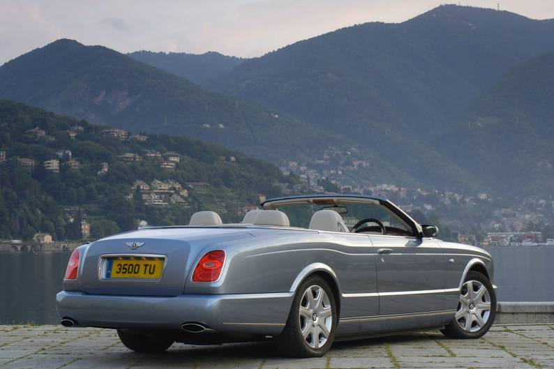 Bentley Azure 2006 2009 Used Car Review Car Review Rac Drive