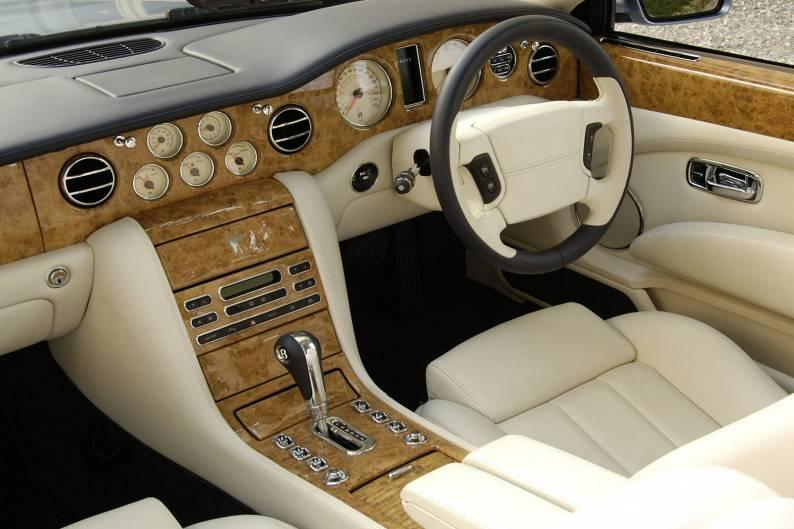 bentley azure (2006 - 2009) used car review | car review | rac drive