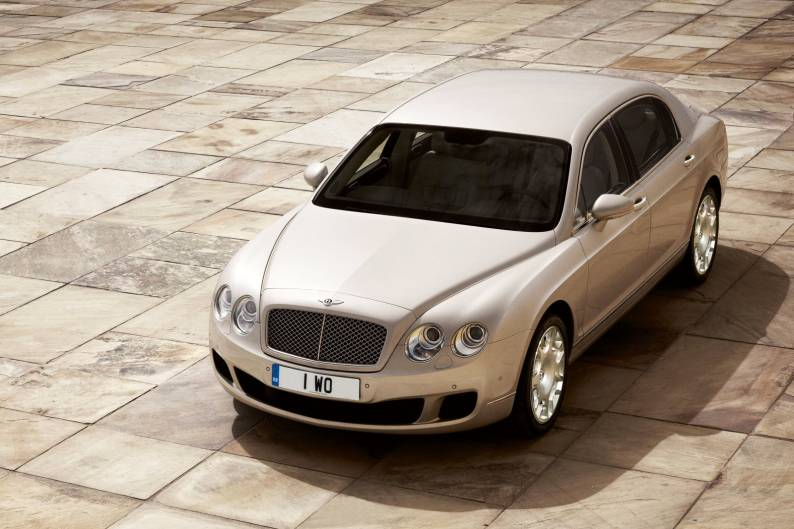 Bentley Continental Flying Spur 2005 2013 Used Car Review Car