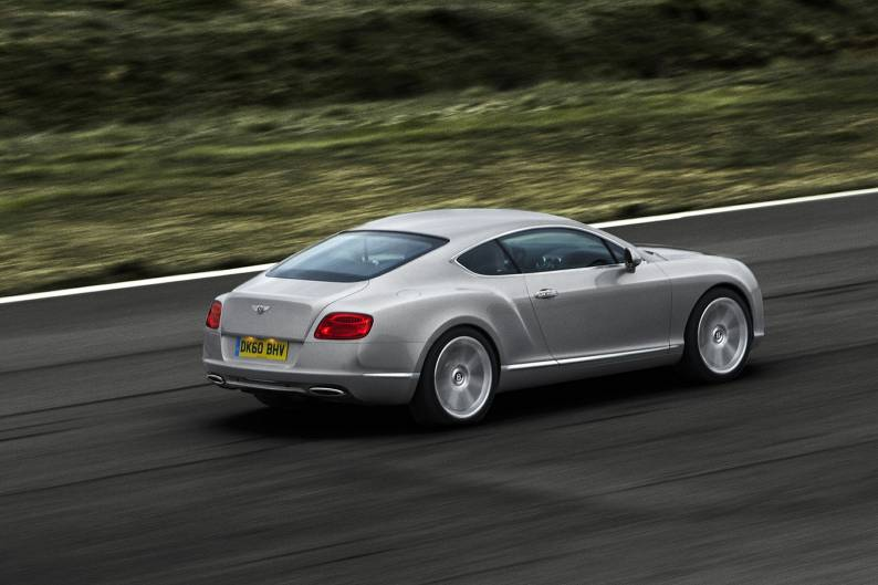 Bentley Continental GT (2003 - date) used car review