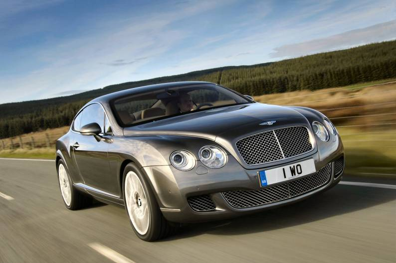 Bentley Continental Gt 2003 2010 Used Car Review Car Review