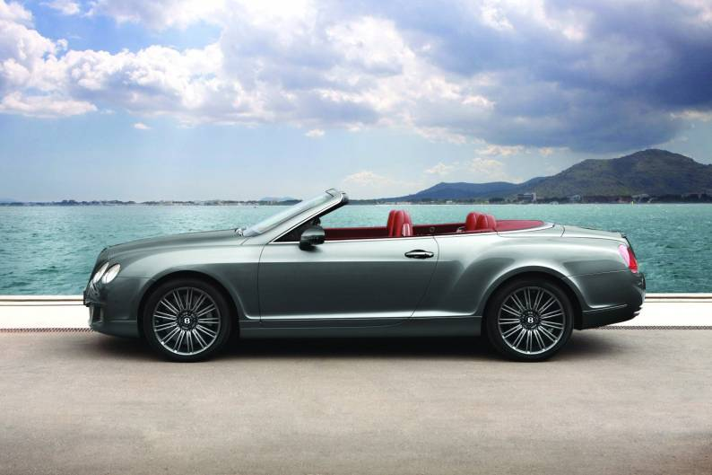 Bentley Continental GTC (2006 - date) used car review