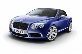Bentley Continental GT Convertible V8 review