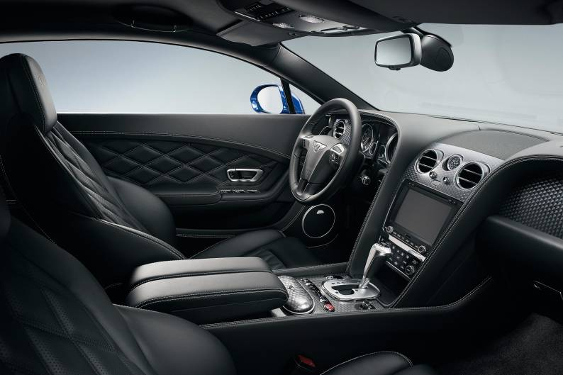 Bentley Continental GT Speed review