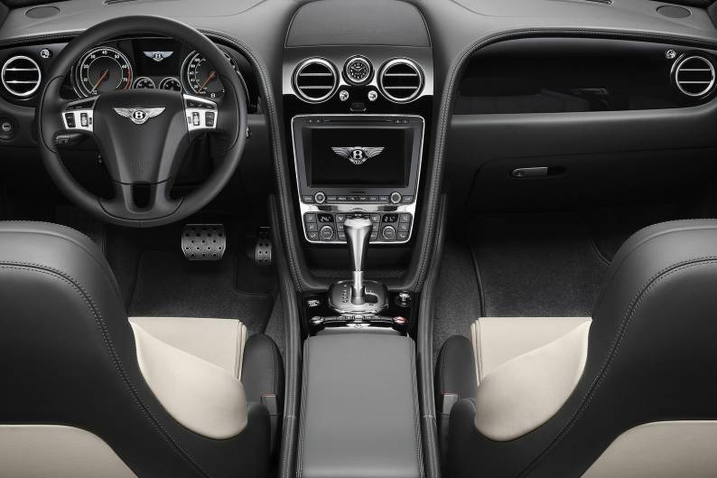 Bentley Continental GT V8 S review