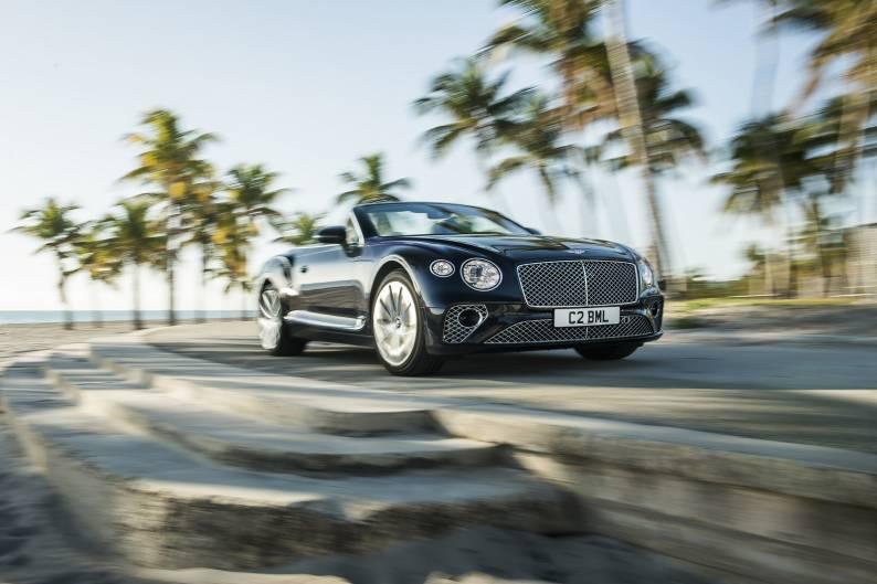 Bentley Continental GT Convertible review