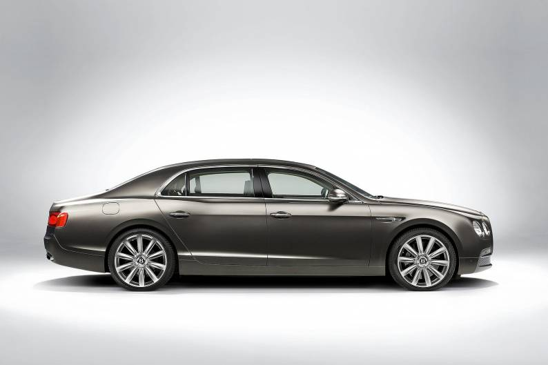 Bentley Flying Spur review